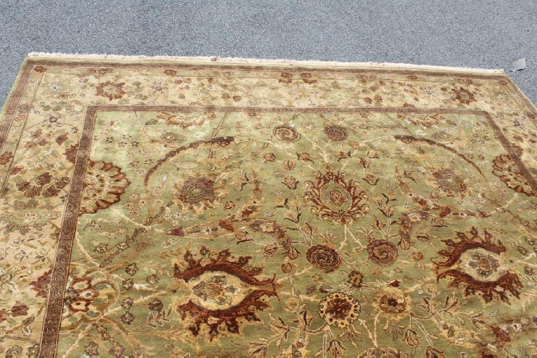 Finely Woven Vintage Handmade Roomsize Carpet. - 5