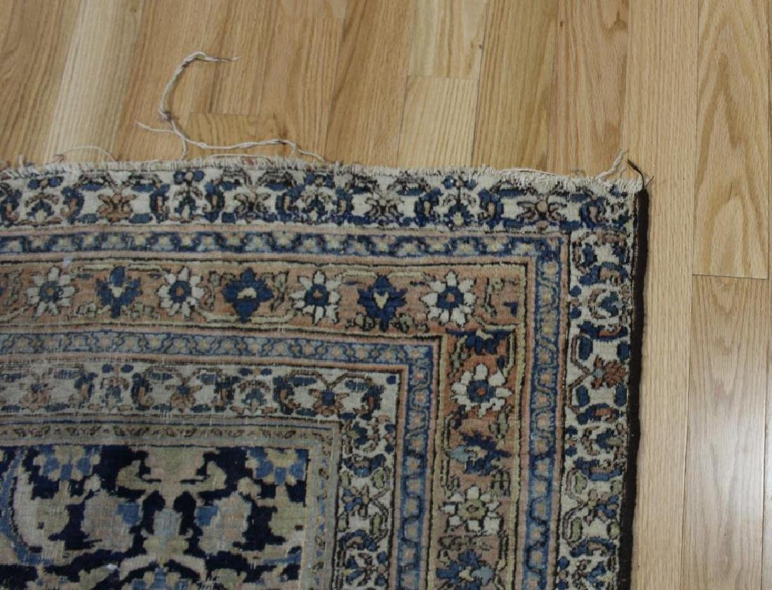 Large Antique and Finely Hand Woven Runner - 4