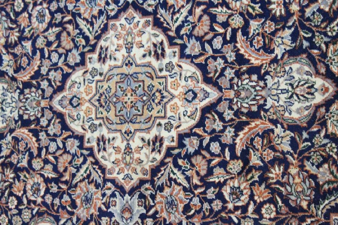 2 Antique and Finely Woven Area Carpets. - 3