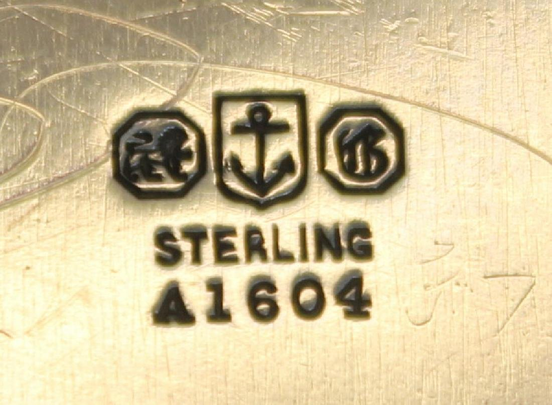 STERLING. Large Assorted Grouping of Hollow Ware - 9