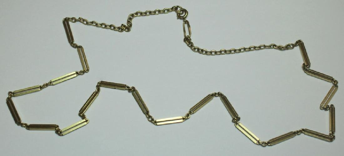 JEWELRY. Assorted Gold Jewelry Grouping. - 6