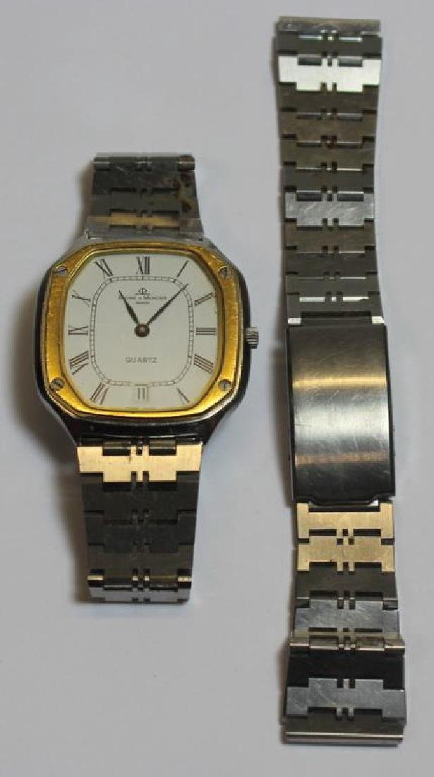 JEWELRY. Grouping of Men's Watches Inc. Omega. - 3