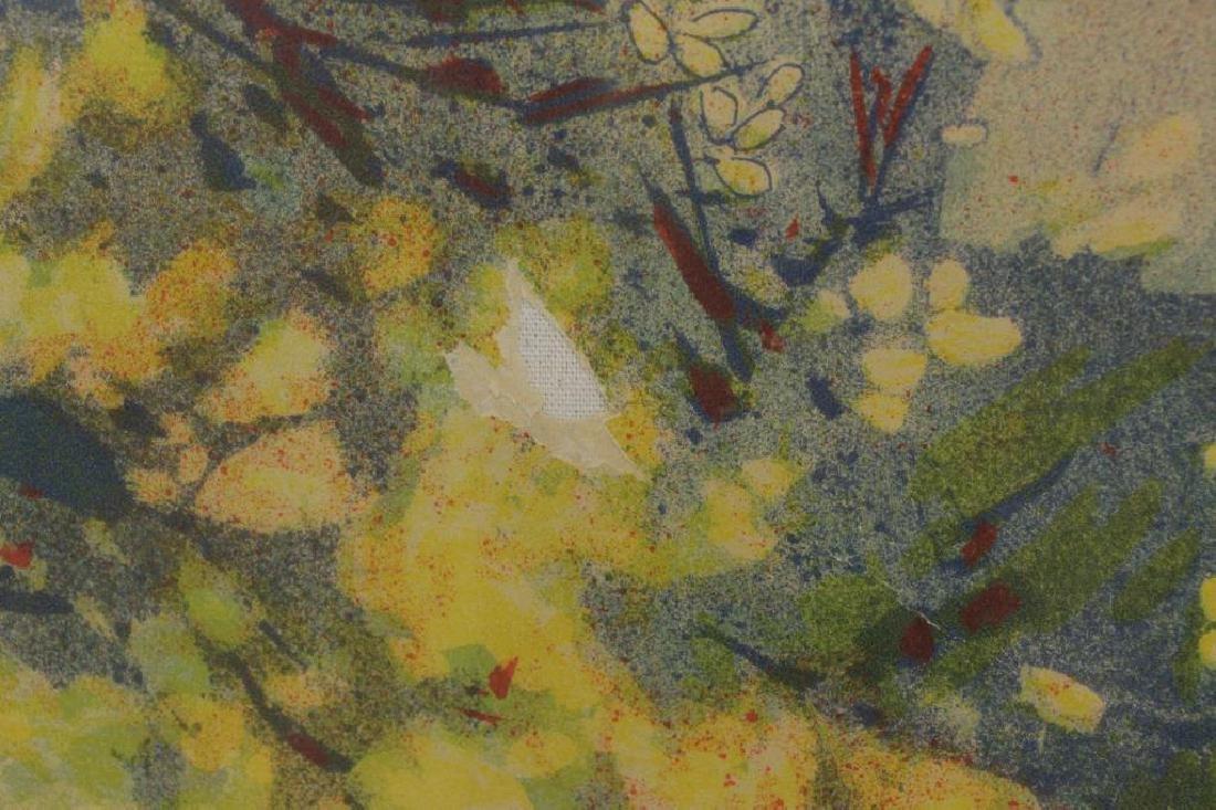 "CHERET, Jules. Color Lithograph Poster. ""Folies- - 8"