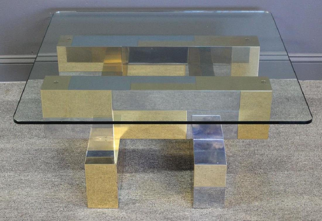 MIDCENTURY. Paul Evans Cityscape Coffee Table