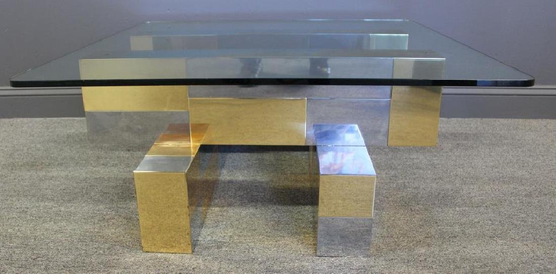 MIDCENTURY. Paul Evans Cityscape Coffee Table - 2