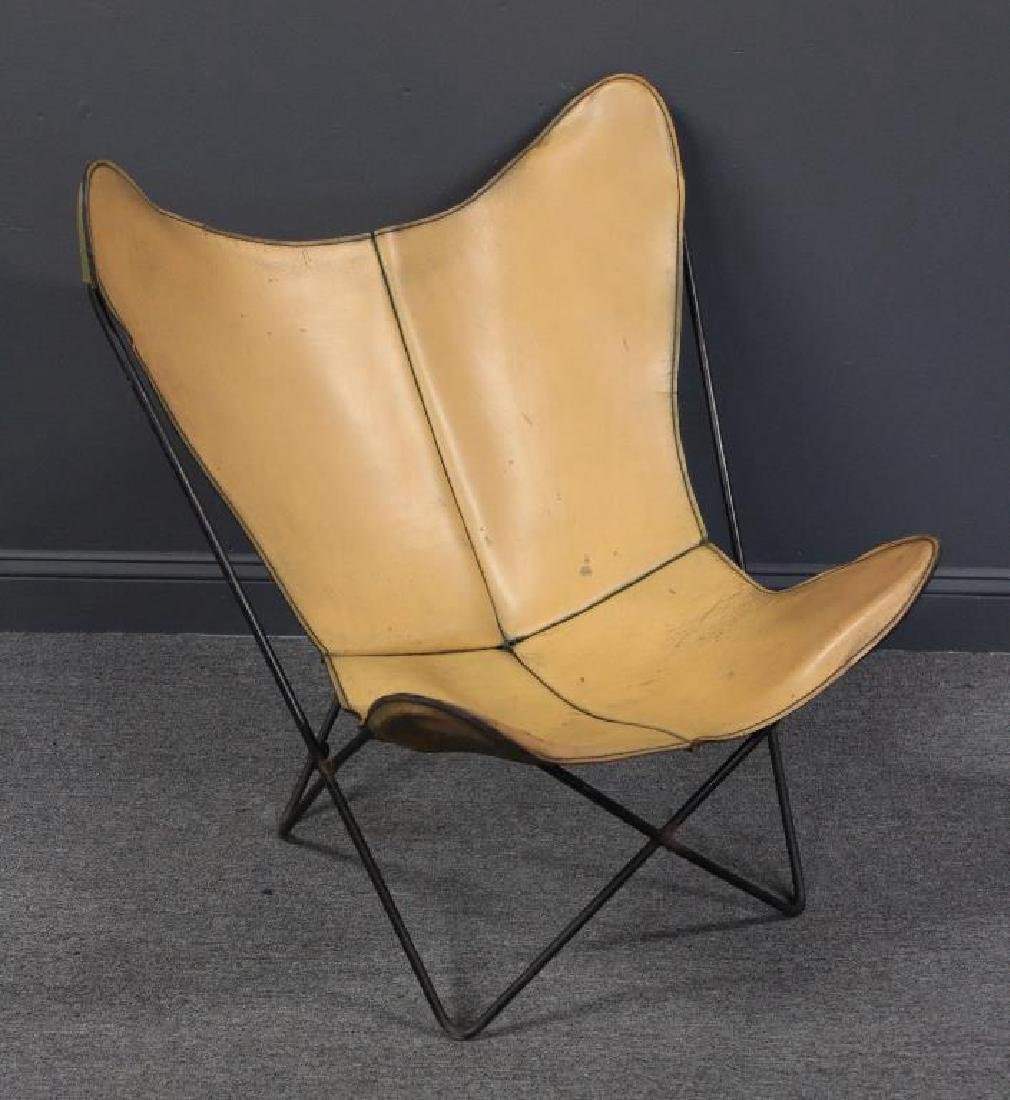 MIDCENTURY. Knoll Butterfly Chair With