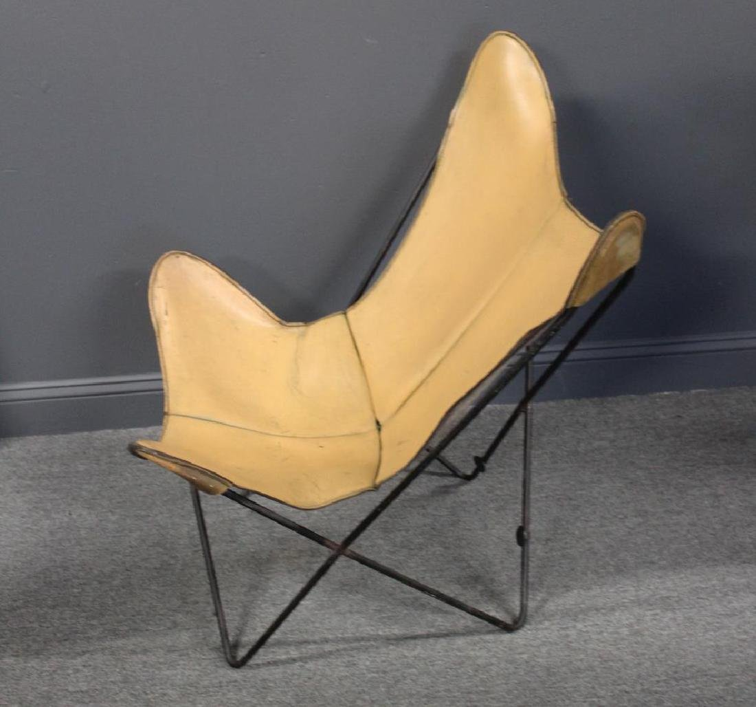 MIDCENTURY. Knoll Butterfly Chair With - 5