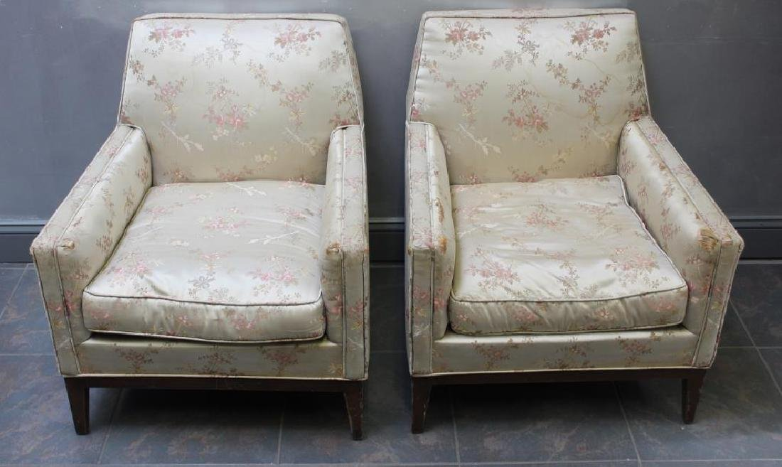 MIDCENTURY. Pair of Edward Wormley For Dunbar