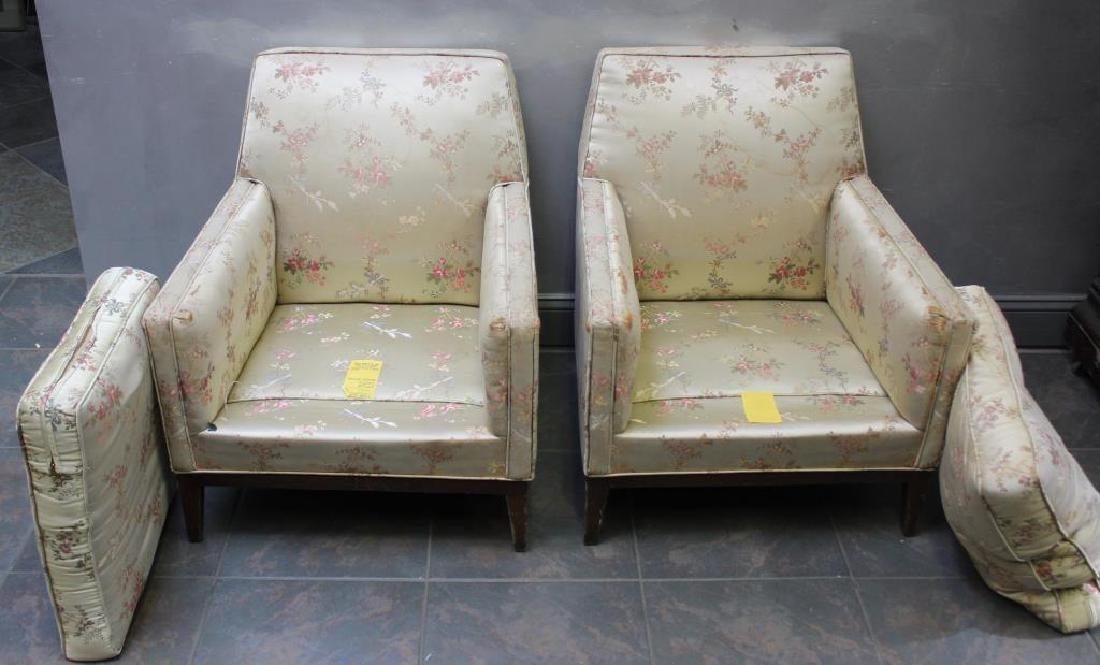 MIDCENTURY. Pair of Edward Wormley For Dunbar - 3