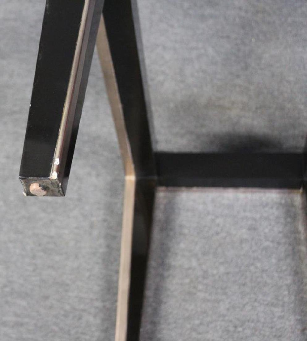 J.Robert Scott, Signed Art Deco Style Table. - 6