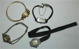 JEWELRY Ladies Assorted Watch Grouping