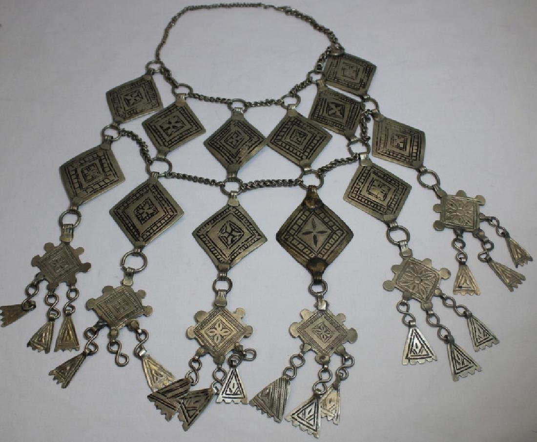 JEWELRY. Large Grouping of Tribal Jewelry. - 2