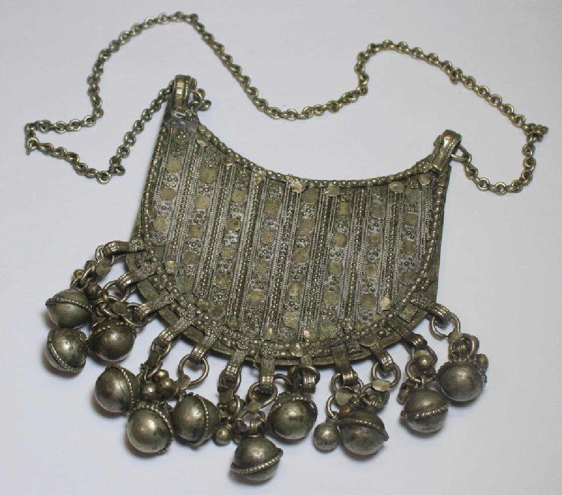 JEWELRY. Large Grouping of Tribal Jewelry. - 4