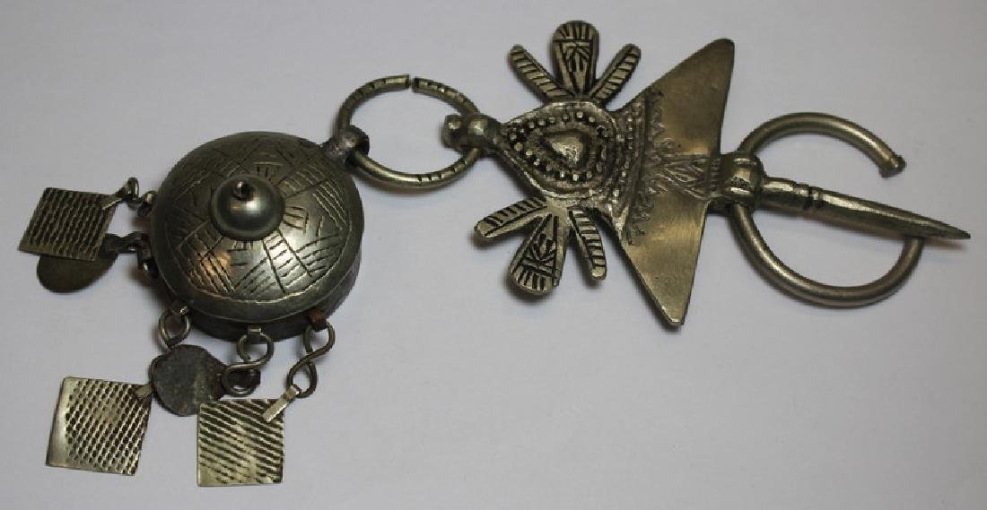 JEWELRY. Large Grouping of Tribal Jewelry. - 6