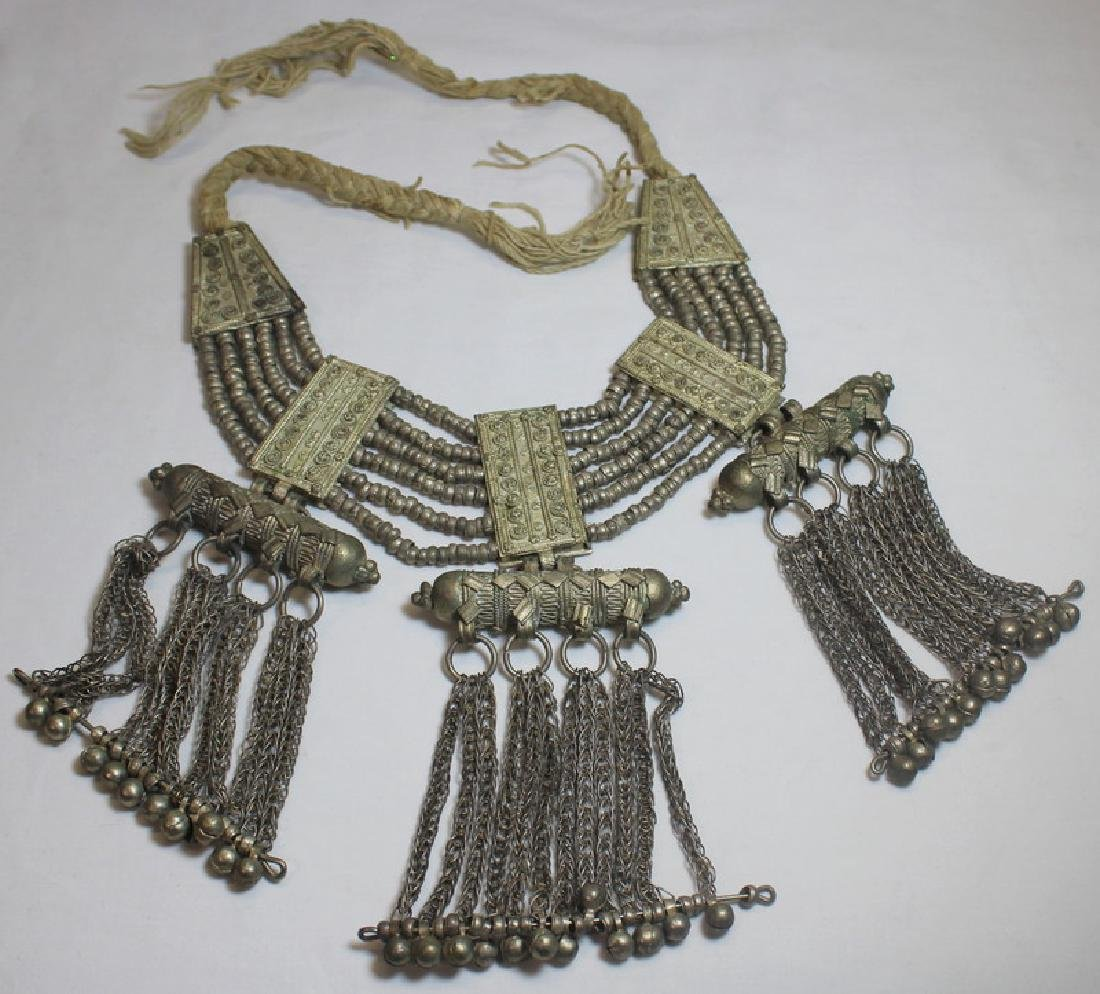 JEWELRY. Large Grouping of Tribal Jewelry. - 7