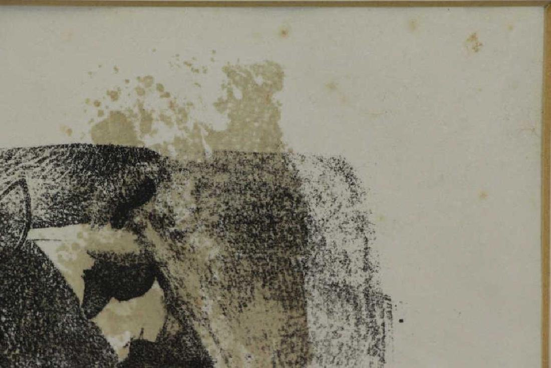 BASALDELLA, Afro. Color Lithograph. Untitled. - 6