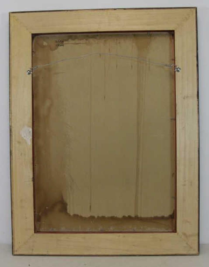 BASALDELLA, Afro. Color Lithograph. Untitled. - 7