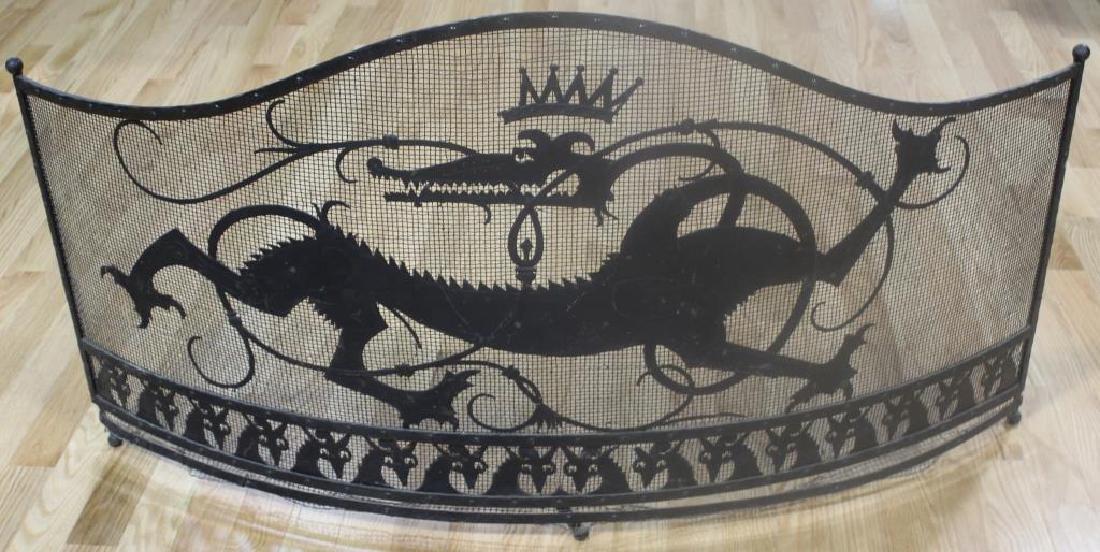 DIEDERICH, William Hunt. Rare Salamander King