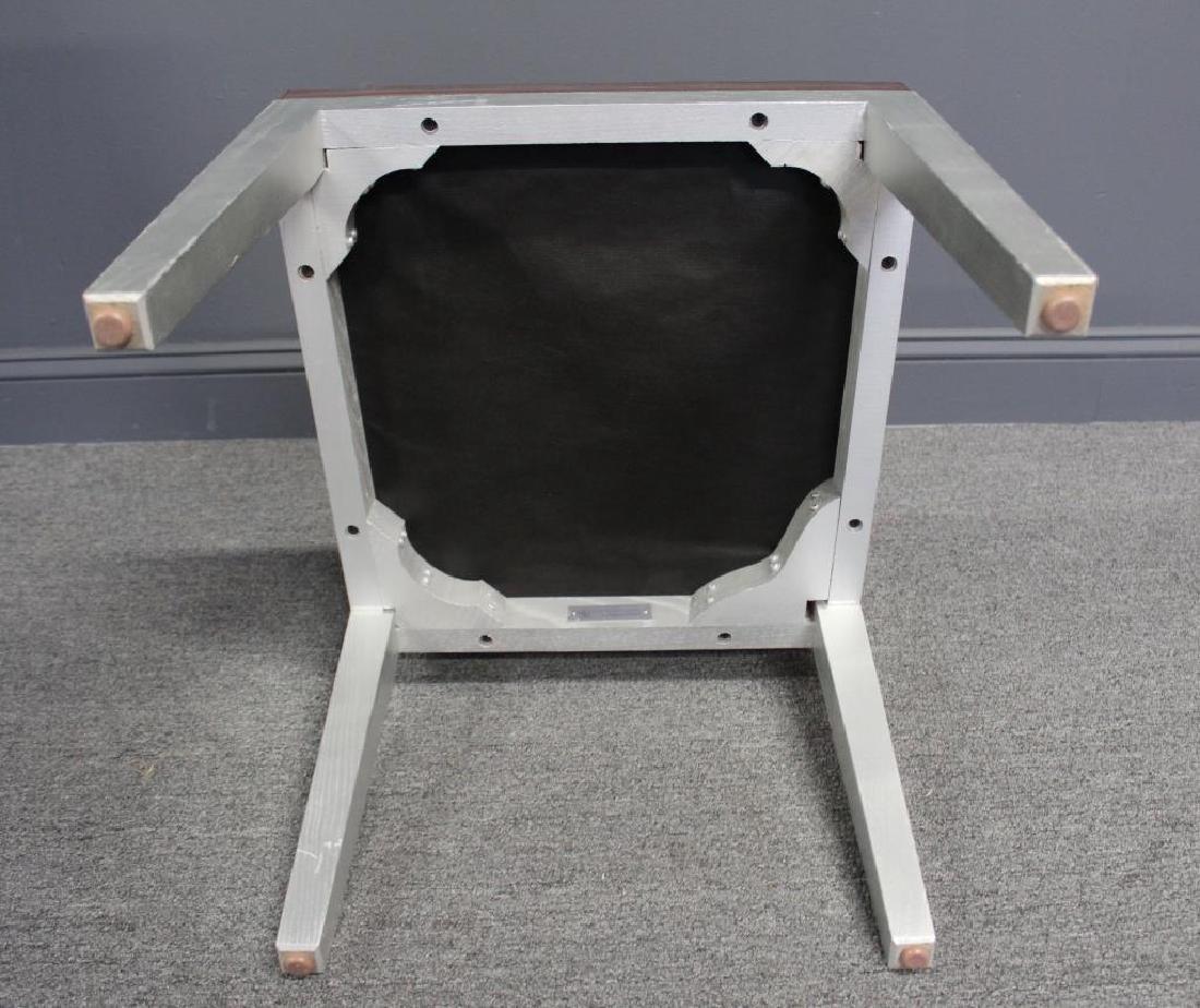 10 Christian Liagre / Holly Hunt Silver Gilt Chair - 5