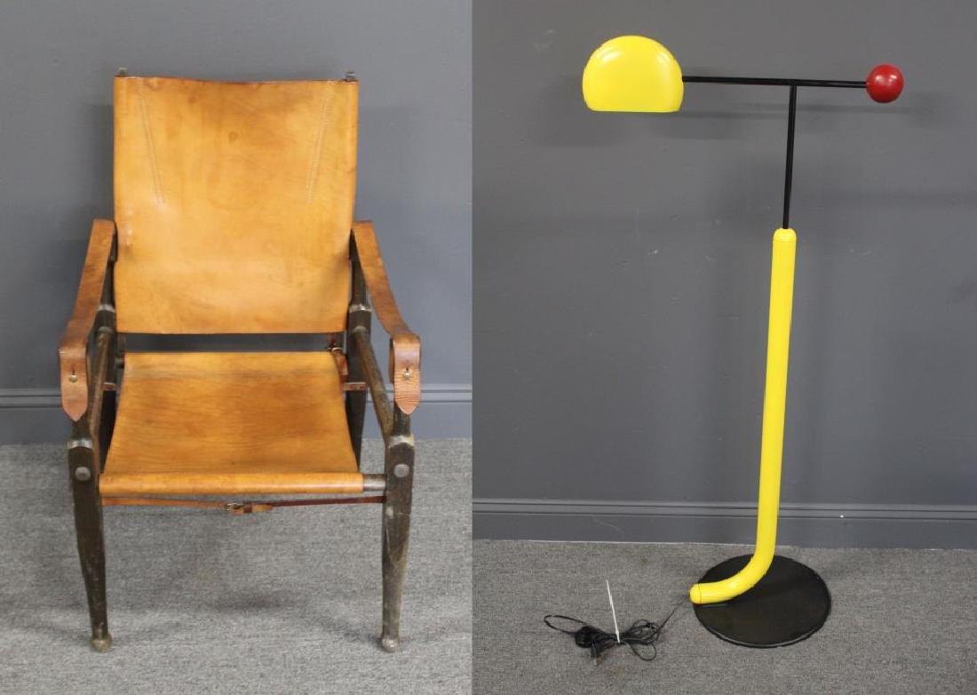 "Wilhelm Kienzle ""Safari"" Chair Together"