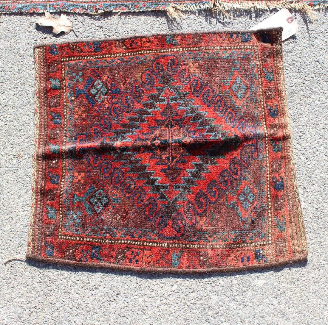 Lot Of Antique Finely Handwoven Area Carpets and 2 - 3