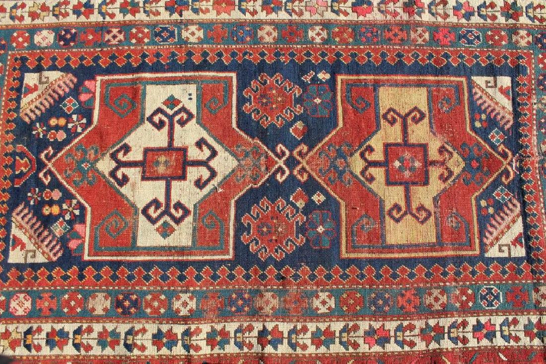 Lot Of Antique Finely Handwoven Area Carpets and 2 - 5