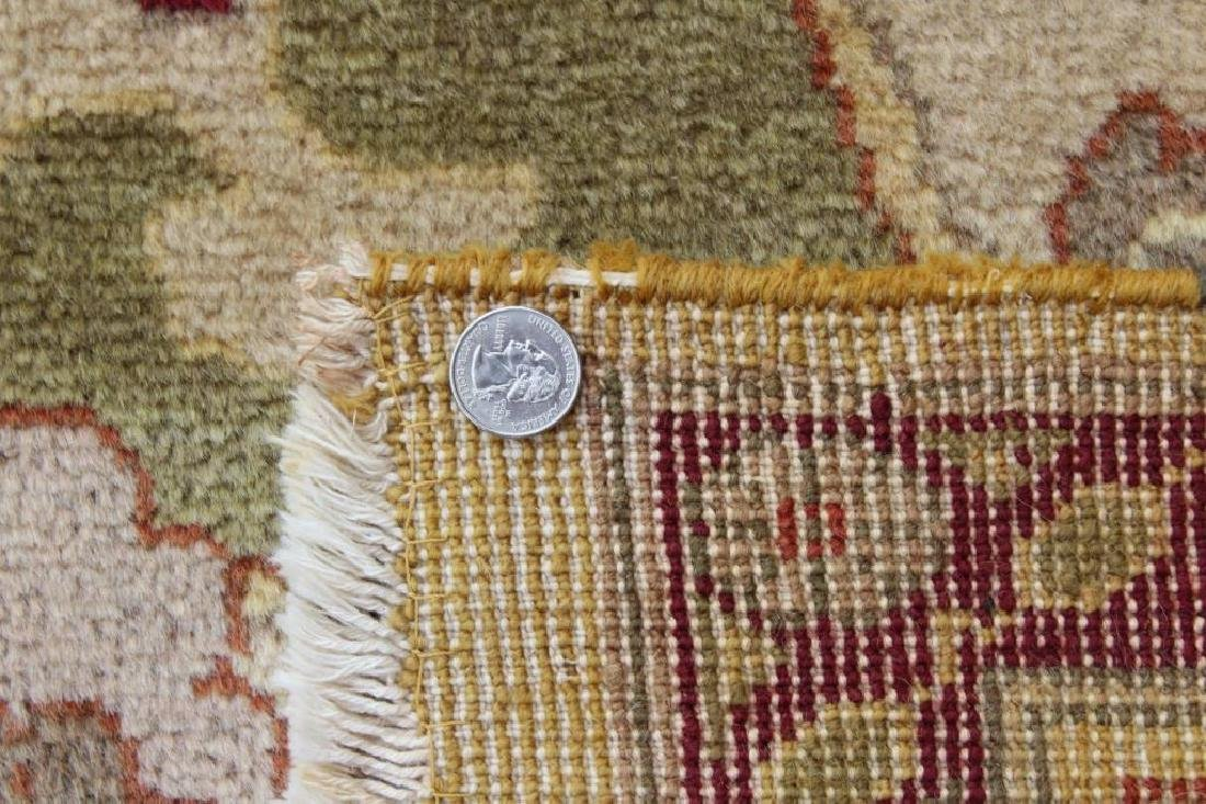 Vintage and Finely Handwoven Roomsize Carpet. - 4