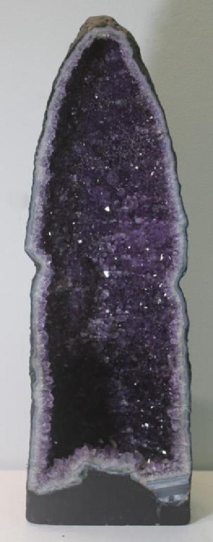 Large Amethyst Geode Specimen.