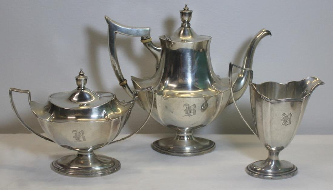 STERLING. Grouping of Assorted Sterling Items. - 2