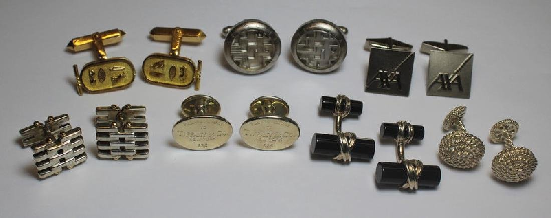 JEWELRY. Assorted Men's Jewelry Group Inc. Tiffany