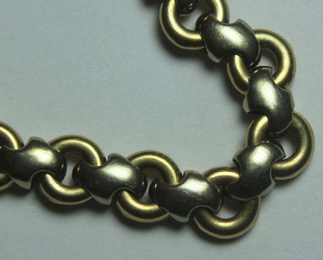 JEWELRY. Chimento Italian 18kt Gold Bracelet. - 4