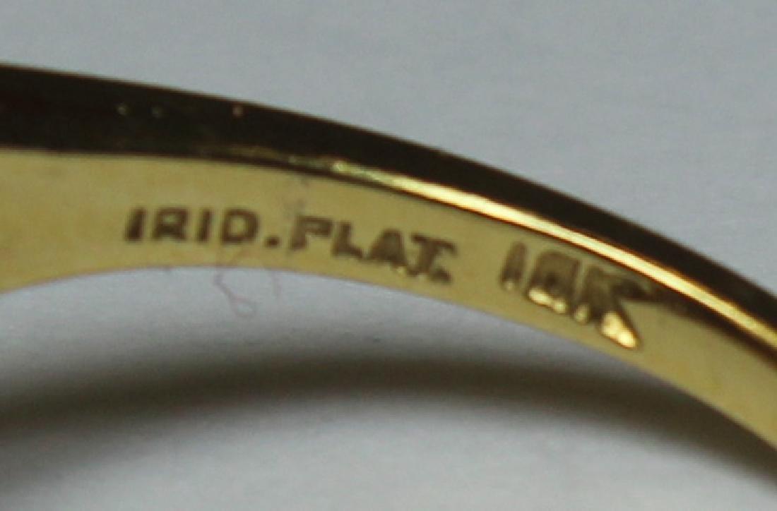 JEWELRY. Tiffany & Co. Platinum, 18kt Gold, Topaz, - 6