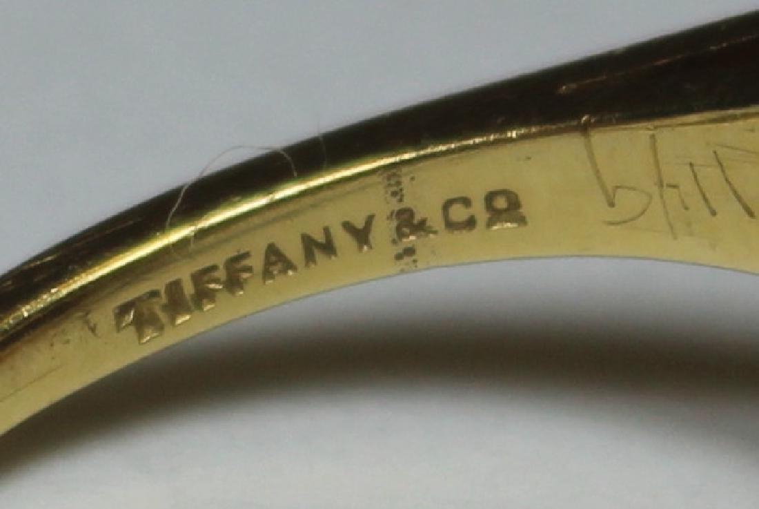 JEWELRY. Tiffany & Co. Platinum, 18kt Gold, Topaz, - 7