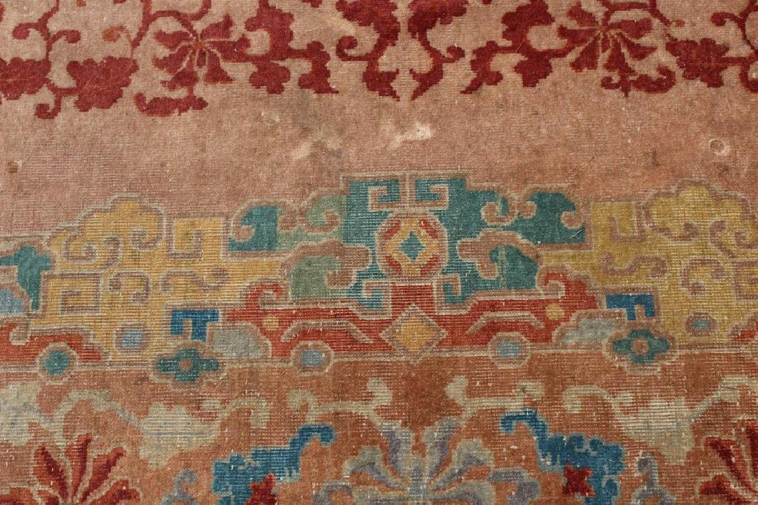 Art Deco and Finely Woven Chinese Carpet - 3