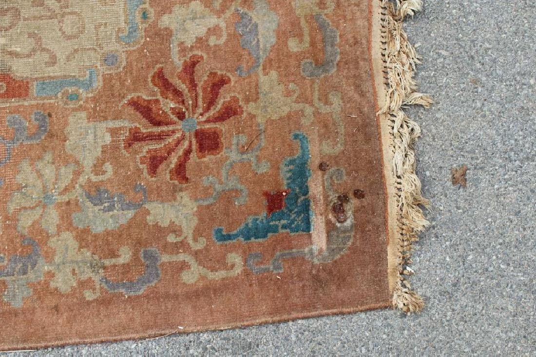 Art Deco and Finely Woven Chinese Carpet - 4