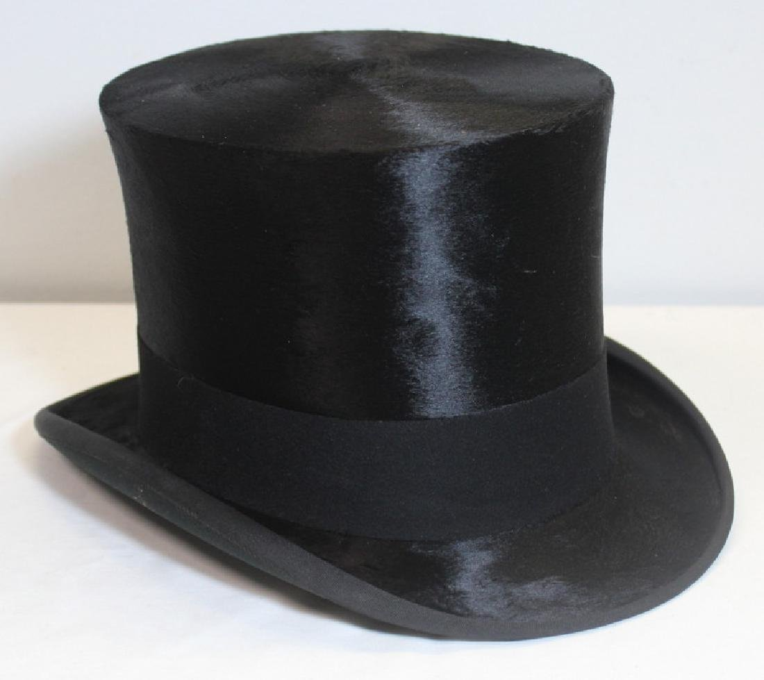 Grouping of Vintage Top Hats. - 3