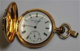 JEWELRY Patek Philippe  Co 18kt Gold Pocket