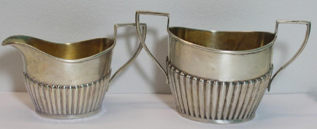 SILVER. Grouping of Assorted Silver Hollow Ware. - 6