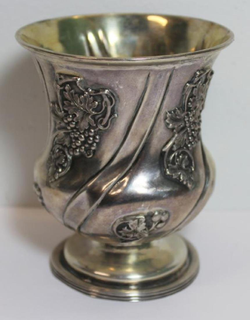 SILVER. Assorted Grouping of Silver Items. - 8