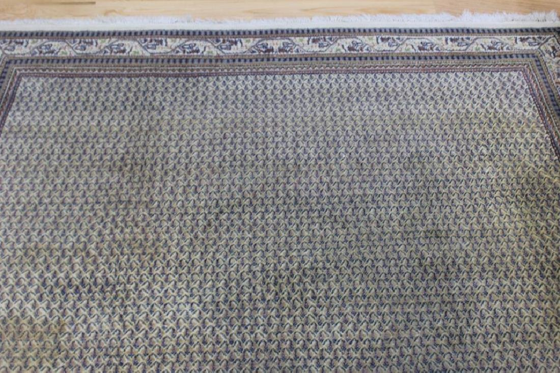 Vintage and Finely Handwoven Carpet. - 3