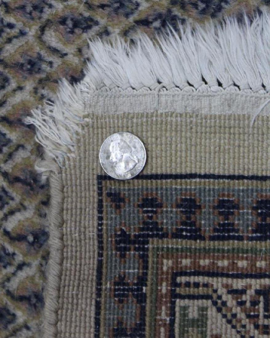 Vintage and Finely Handwoven Carpet. - 5