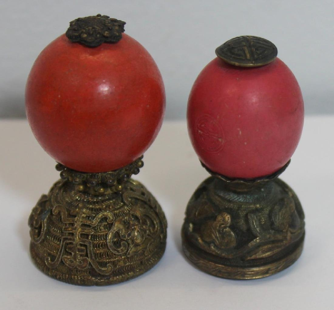Assorted Grouping of Antique/Vintage Asian Items. - 8