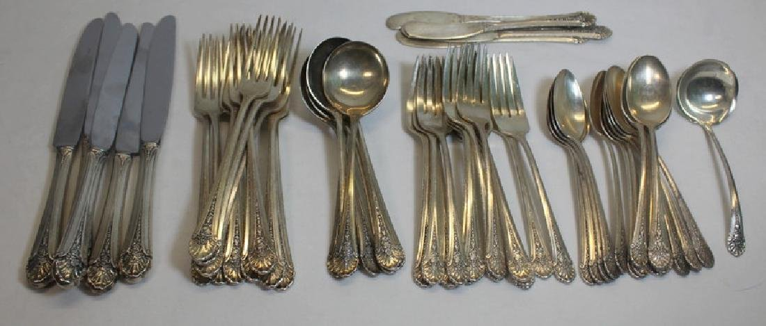 "STERLING. Towle ""Royal Windsor"" Partial Sterling"
