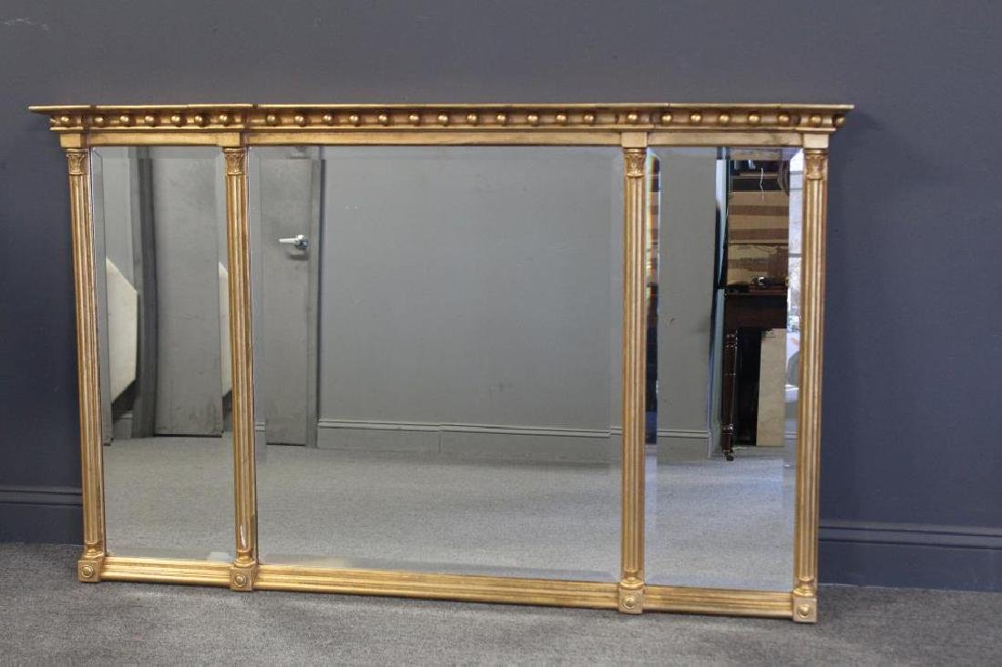 Vintage and Quality Giltwood Sheraton Style