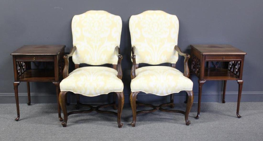 Custom Furniture Grouping To Inc a Pair of
