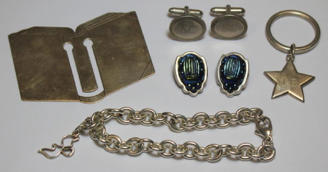 JEWELRY. Assorted Tiffany & Co Jewelry and