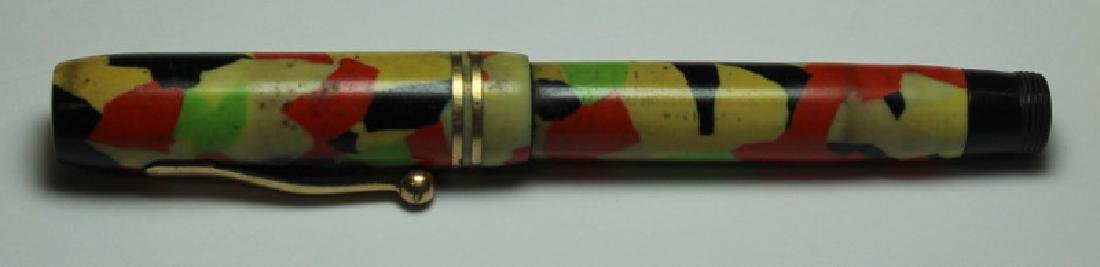 "Chilton ""Clown"" Fountain Pen."