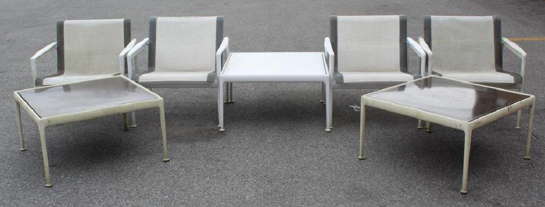 MIDCENTURY. Richard Scultz 3 Tables and
