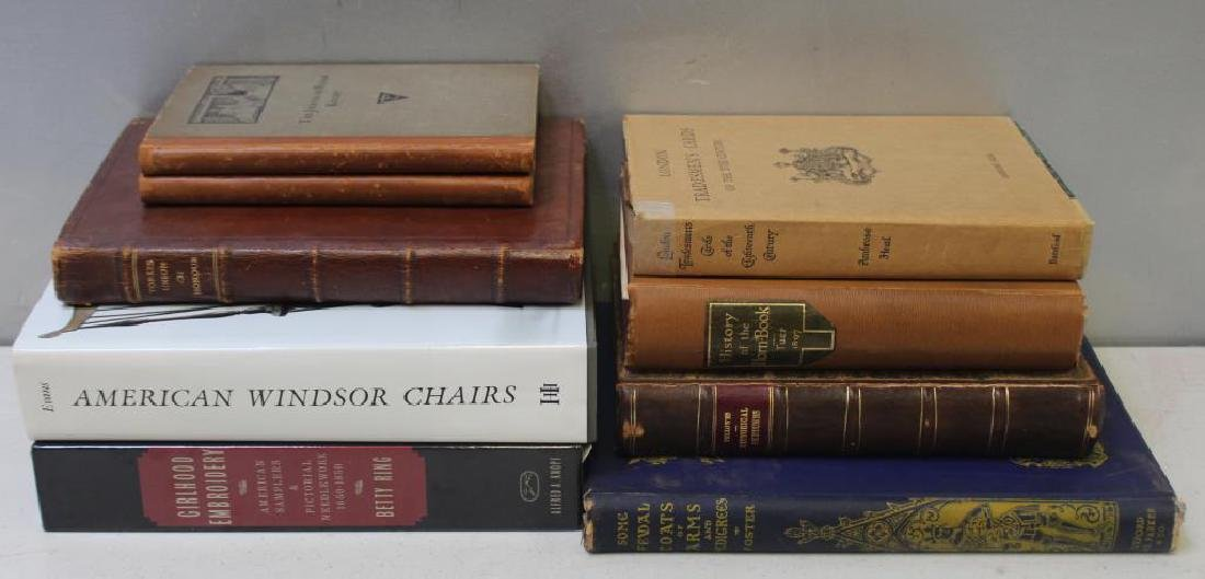Antiquitarian & Collectible Book Lot