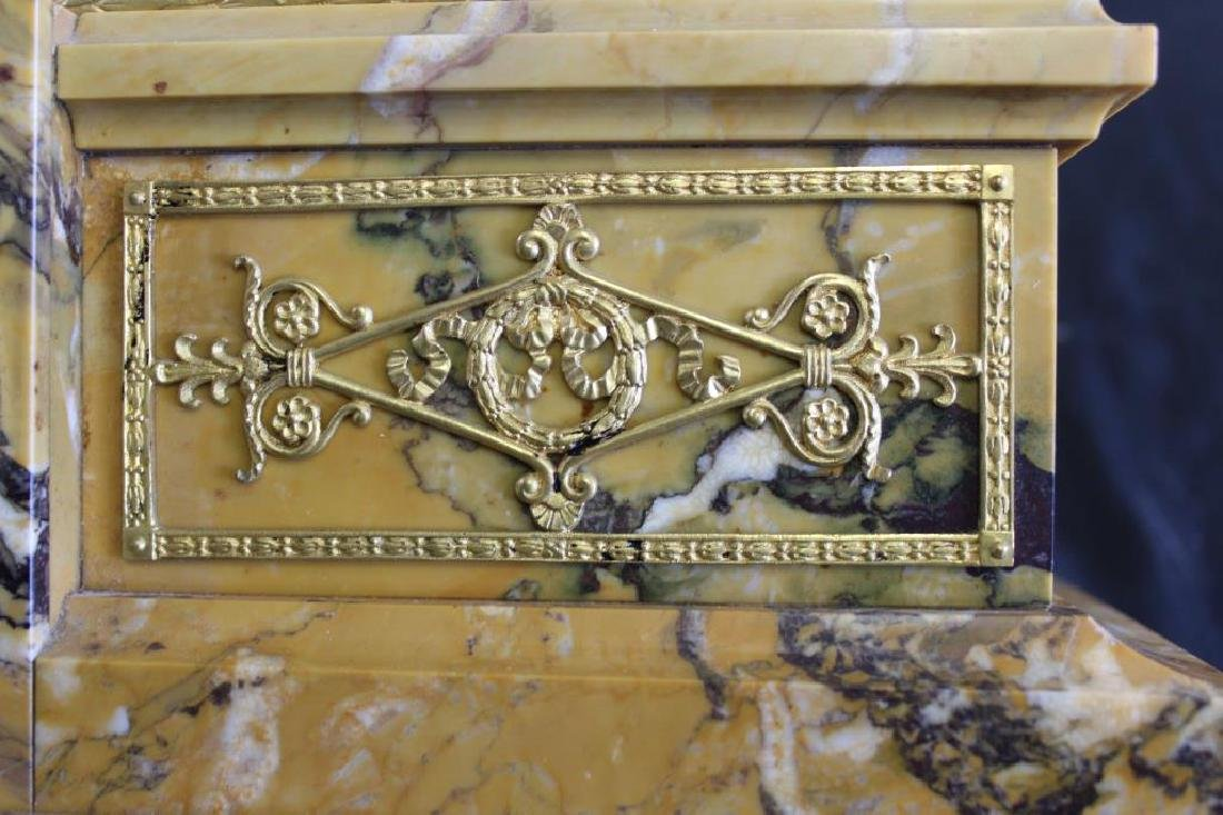 H. Uillerr, Signed Finest Quality Bronze & Marble - 13
